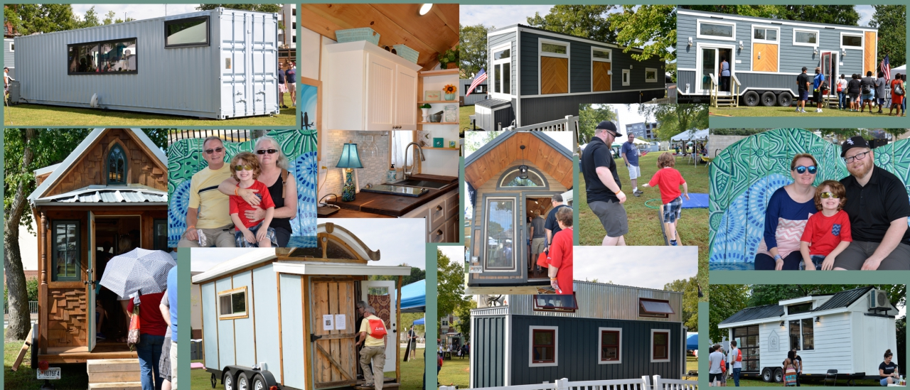 Tiny House Festival Photos